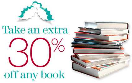 Amazon Coupon Code | Save 30% on ANY Print Book