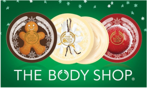 Body Shop Groupon November 2013