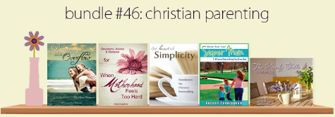 Christian Parenting ebook bundle