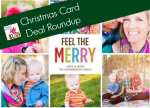 Christmas card roundup