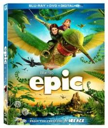 Epic Blu-ray