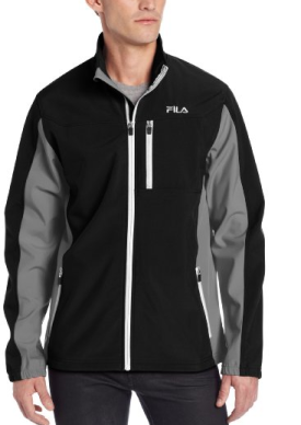 Fila Mens Cliff Bonded Jacket