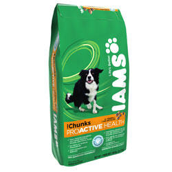 Iams dry dog food coupon