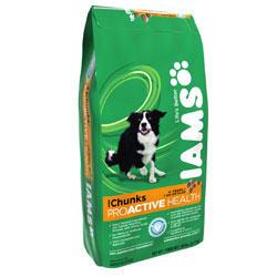 Iams dry dog food coupon