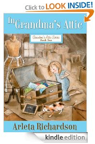 Kindle Kids' Deal: In Grandma's Attic Series $0.99 each Today Only