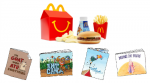 McDonalds Happy Meal Books