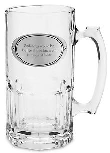 Moby Beer Mug