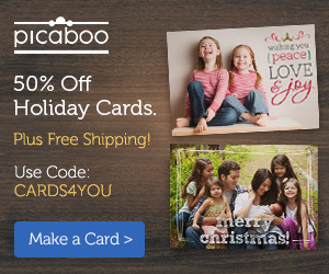 Picaboo coupon code