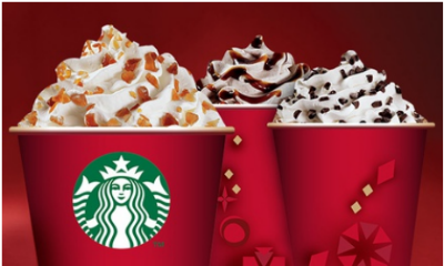 *Hot* Starbucks Groupon | $10 Voucher for $5