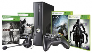 Xbox 360 Best Buy bundle