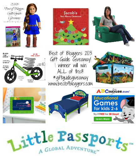 Best of Bloggers 2013 Gift Guide