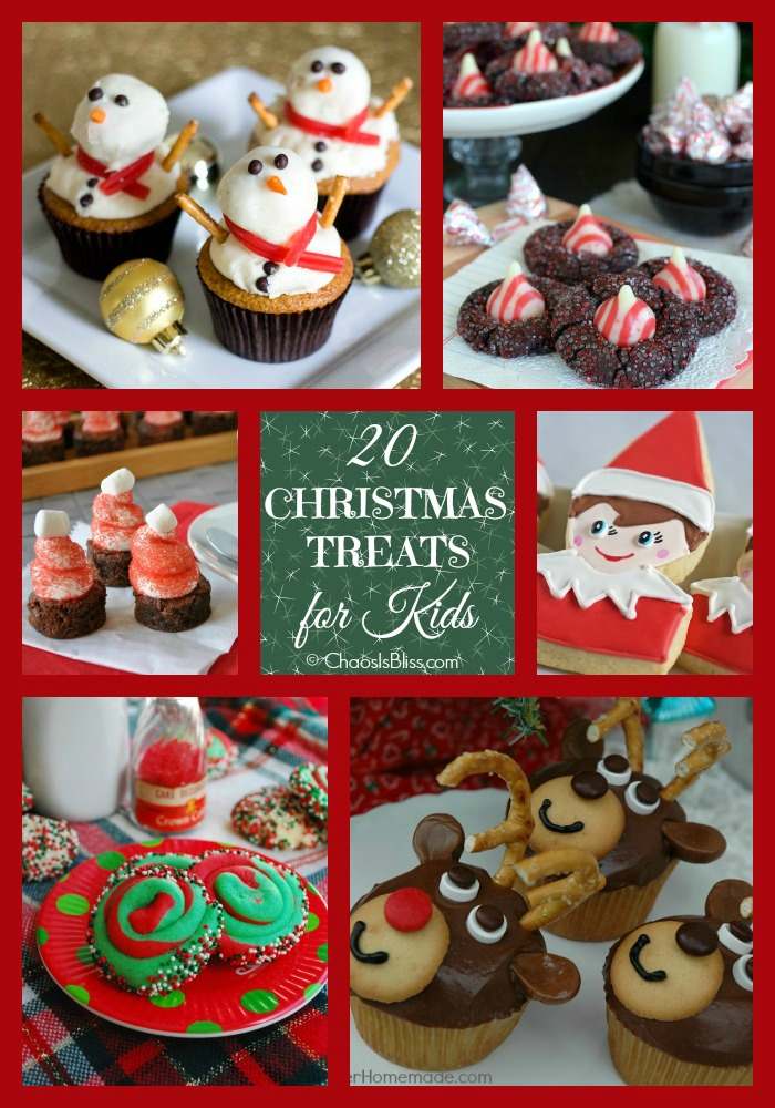Christmas Treats for Kids