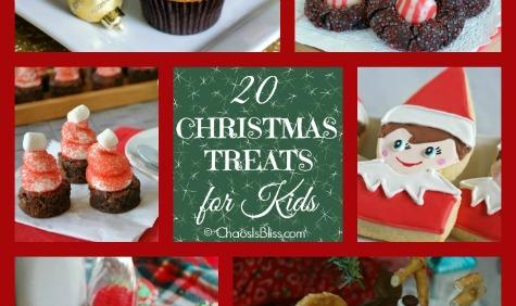 20 Christmas Treats for Kids