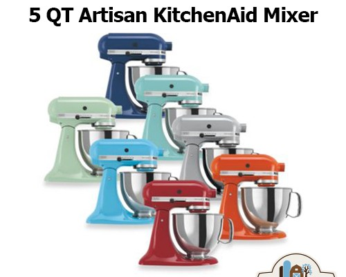 IFOF KitchenAid Mixer giveaway