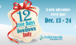 Indy 12 free days