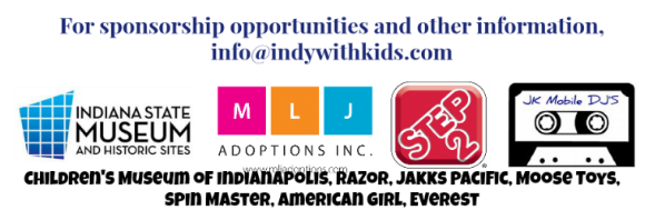 Indy With Kids Play Sponsors