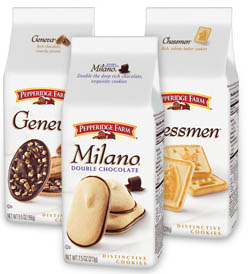 Pepperidge Farm Cookies coupon