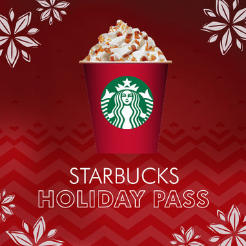 Starabucks Holiday Pass