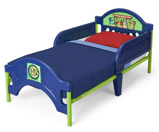 TMNT-bed