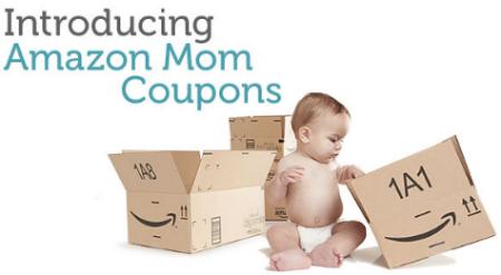 Amazon Mom coupons