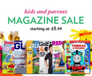 Discount Mags Kids Parents Sale