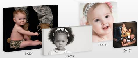 Groupon | $25 for Target Portrait Studio Package ($204.95 value)