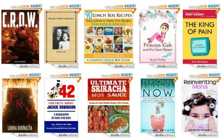 Kindle free books