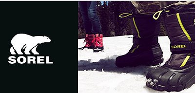 Sorel on Zulily
