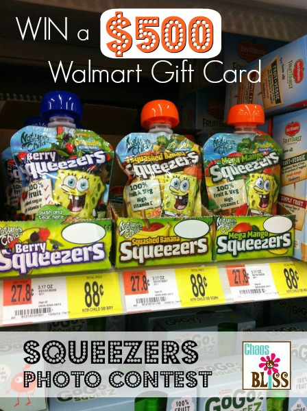 Squeezers Photo Contest