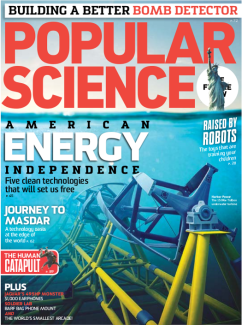 Popular Science discount subscription