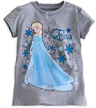 Disney Frozen Elsa Tee