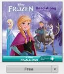 Disney Frozen iTunes book
