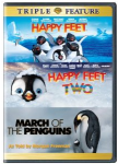 Happy Feet Triple Feature