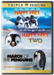 Happy Feet Triple Feature