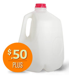 Ibotta milk offer