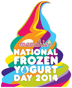 Menchies National Frozen Yogurt Day