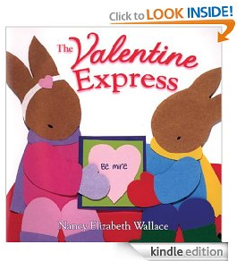 Amazon Kindle: The Valentine Express Children's Book $1.99 Today Only
