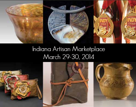 Indiana Giveaway | Win Tickets to Indiana Artisan Marketplace