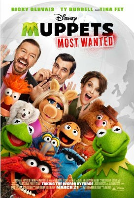 Today's Tips on B105.7: FREE Muppets Most Wanted Movie Ticket offer + More