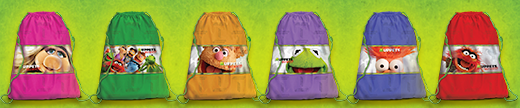 Free Muppets Backpack