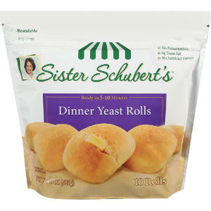 Save $0.75 on Sister Schubert's Rolls with this Printable Coupon