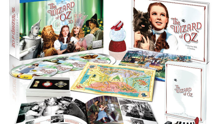 Wizard of Oz Limited Collector's Edition
