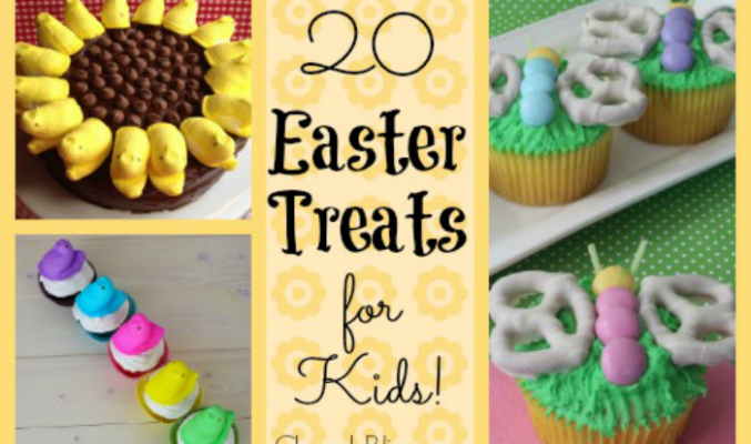 20 Easter Treats for Kids