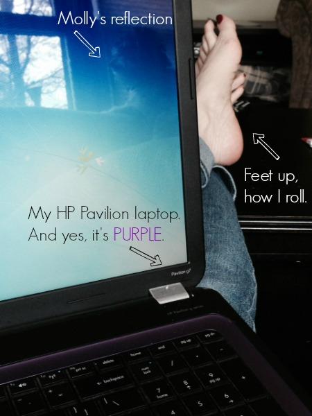 HP Pavilion laptop giveaway