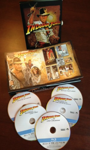 Indiana Jones Complete Adventures