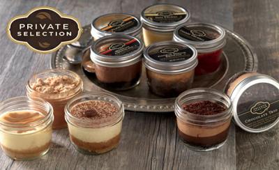 Free Private Selection Mason Jar Dessert