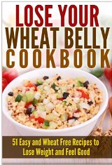 Top 20 Freebies This Week (4/18/14): Lose Your Wheat Belly Cookbook