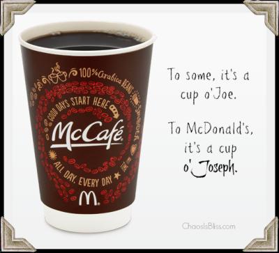 McDonald's McCafe