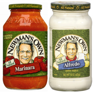 Newman's Own Coupons | Save on Pasta Sauce, Pizza and More