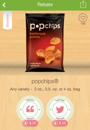 Pop Chips Ibotta matchup